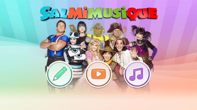 Salmigondis : Salmi-Music screenshot-0