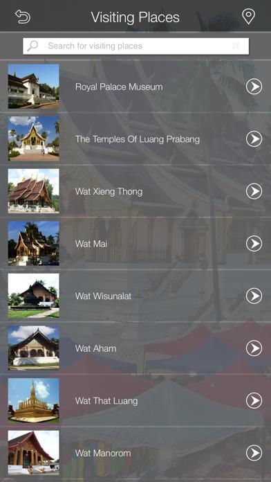 Luang Prabang Tourism screenshot three