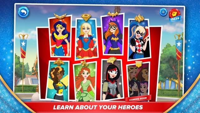 DC Super Hero Girls™ on the App Store