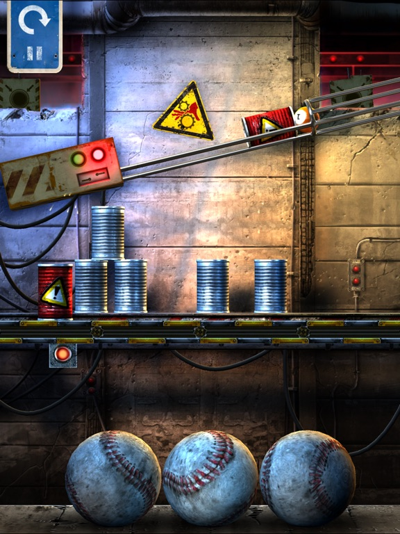 Can Knockdown 3 Lite для iPad