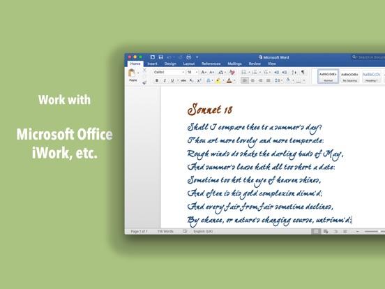 Screenshot #2 for Fontise - Font maker & emoji