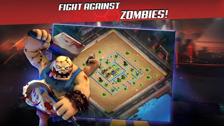 X-War: Clash of Zombies