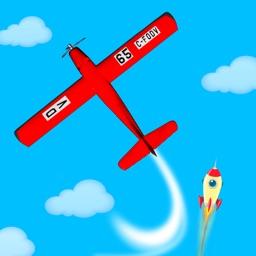 Plane Missiles Defence