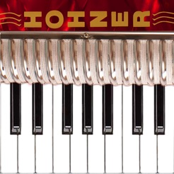 ‎Hohner Piano Accordion