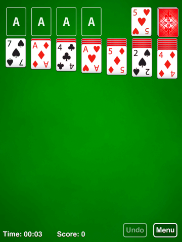 Solitaire Classic Pro - náhled