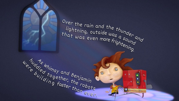The Robot Whimsy Picture Book screenshot-3