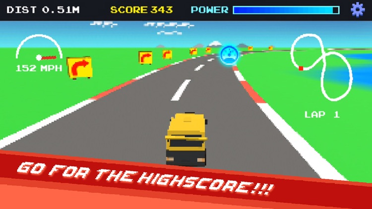 MAHLE Motorsport Arcade screenshot-3