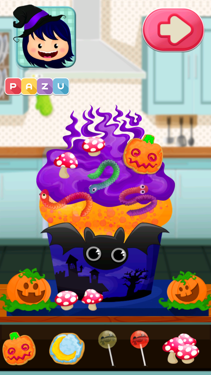 Cupcake Maker - Cooking Games Screenshot