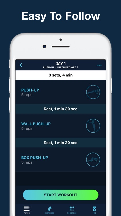 30 Day Fitness Challenge Log screenshot-3