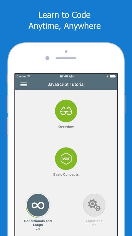 Learn JavaScript screenshot-0