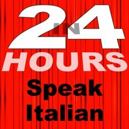 In 24 Hours Learn Italian