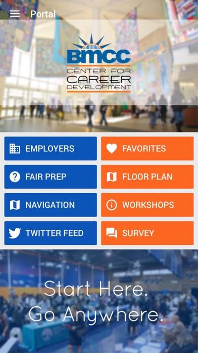 BMCC Career Fair   App Price Drops