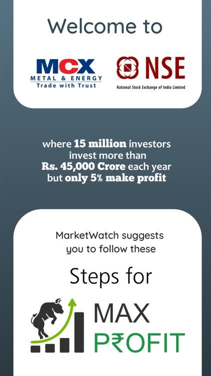 Market-Watch screenshot-5
