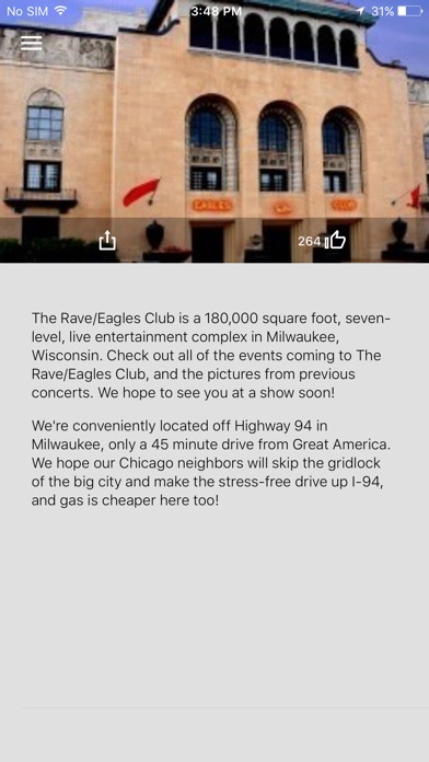 the rave eagles club by leslie west entertainment category rh appgrooves com