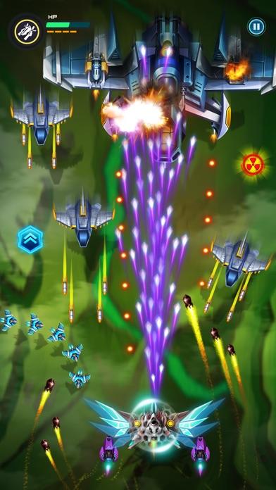 Infinite Shooting: Galaxy War screenshot #4