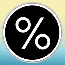 Fast Percent - Calculator Tool
