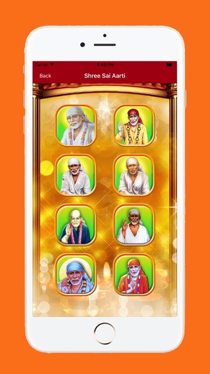 Shree Sai Baba Aarti screenshot-4