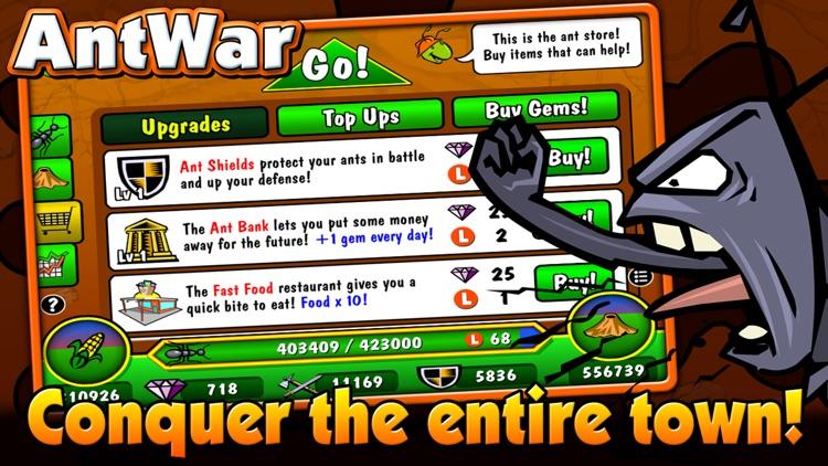 Ant War (Official) screenshot-3