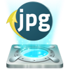 Images 2 JPEG: Batch convert png, psd, bmp, tiff, gif and others images to jpeg - BraveCloud Cover Art