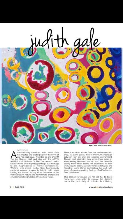 ArtTour International Magazine screenshot-3