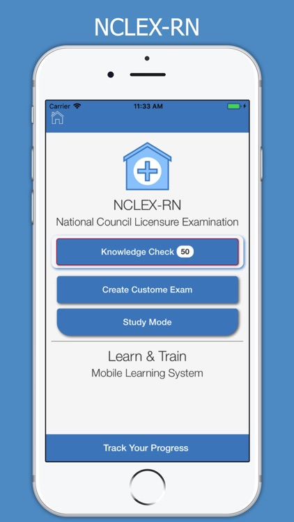 NCLEX-RN Exam Prep 2018 screenshot-0