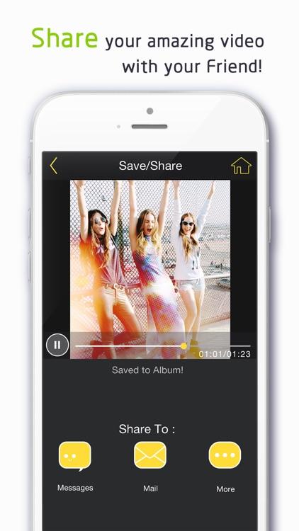 Photo Slideshow -Pics to Video screenshot-4