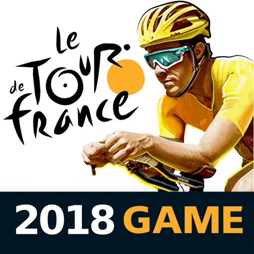 Тур де Франс 2018 - Игра