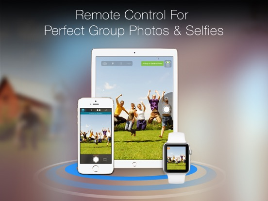 Camera Plus: Capture remotely with AirSnap screenshot