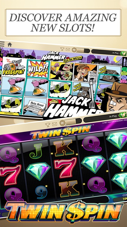 Turning Stone Online Casino screenshot-4