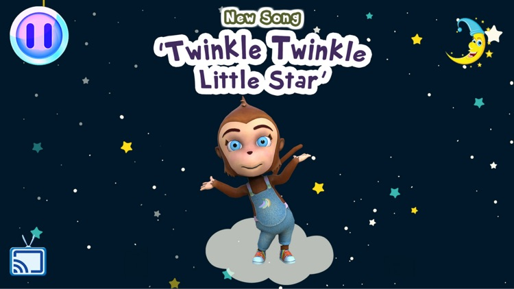 Kids Songs - Twinkle Twinkle screenshot-3