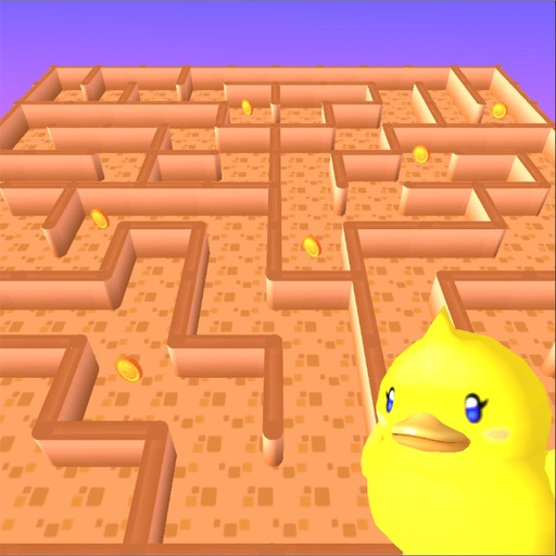 Maze Duck Journey: 3D Arcade by Mohamed Amine Fdil