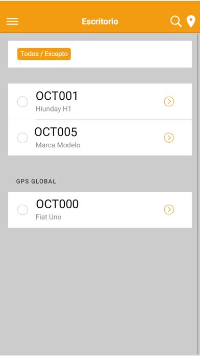 Gps GlobalCaptura de pantalla de2
