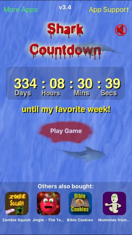 Shark  Countdown