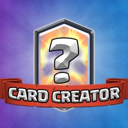 Cards Creator for Clash Royale