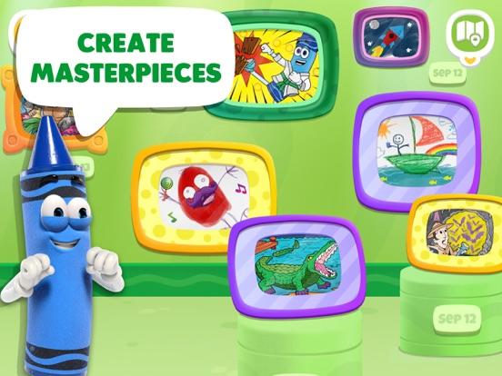 Crayola Create and Play screenshot 11