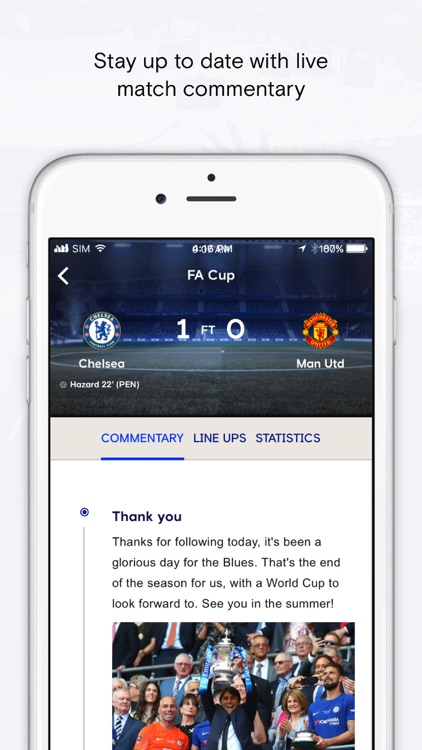 Chelsea FC - The 5th Stand screenshot-4