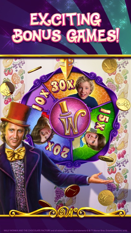 Willy Wonka Slots Vegas Casino screenshot-2