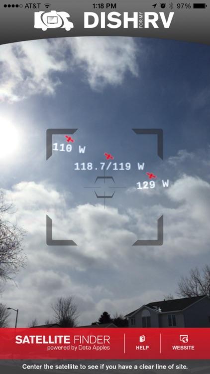 Dish - My Rv Satellite Finder