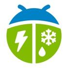 WeatherBug - Radar, Forecast icon