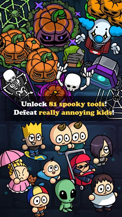 Haunted House TD screenshot three