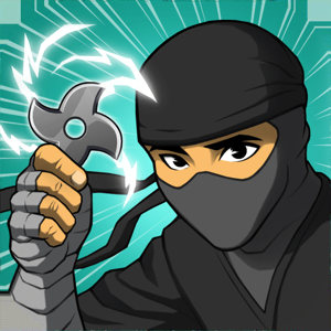 Reign of the Ninja - Games app