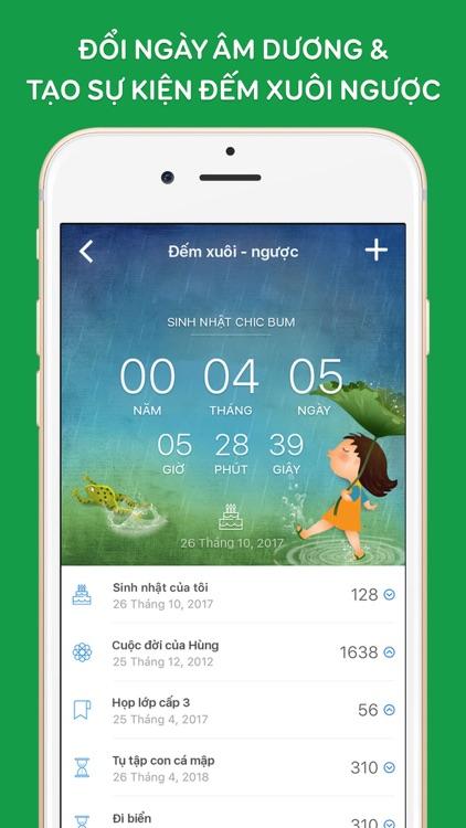 Lich Van Nien 2018 - Lich Viet screenshot-4