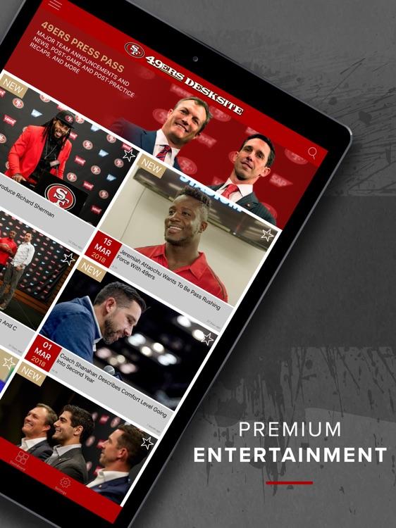 49ers DeskSite screenshot-3