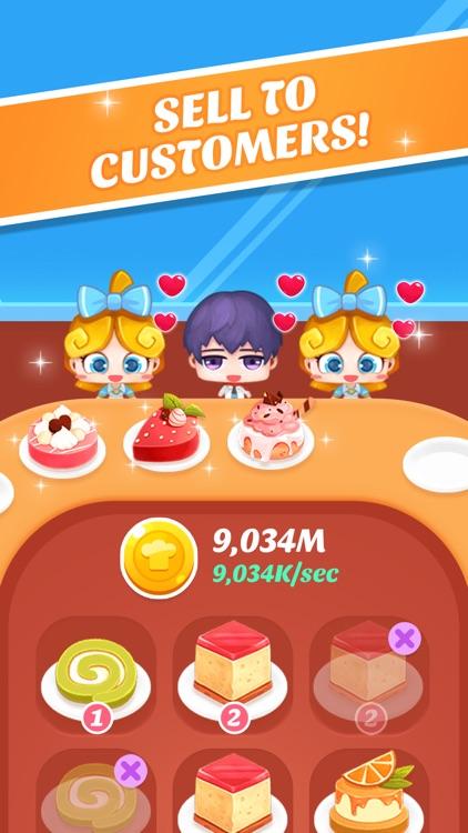 Merge Desserts - Idle Game screenshot-3