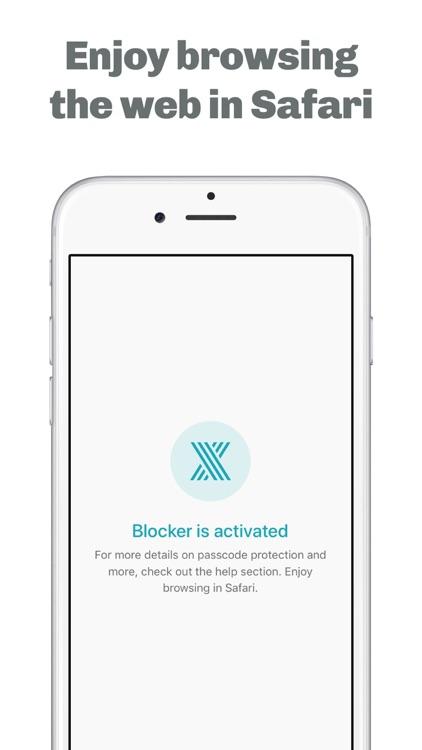 xBlock Porn Blocker screenshot-4