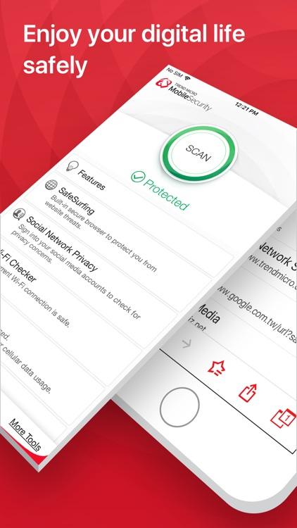 TM Mobile Security - WebFilter screenshot-0