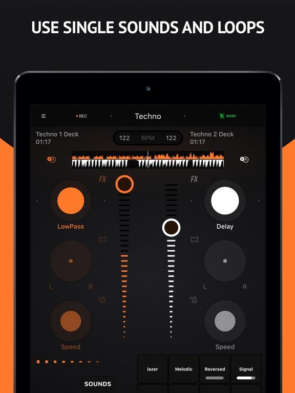 MIXED - Virtual Dj Music Mixer | App Price Drops