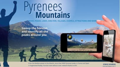 Pyrenees Mountains screenshot one