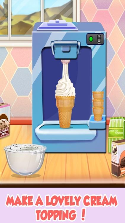 Ice Cream Maker - Cooking Games Fever screenshot-3