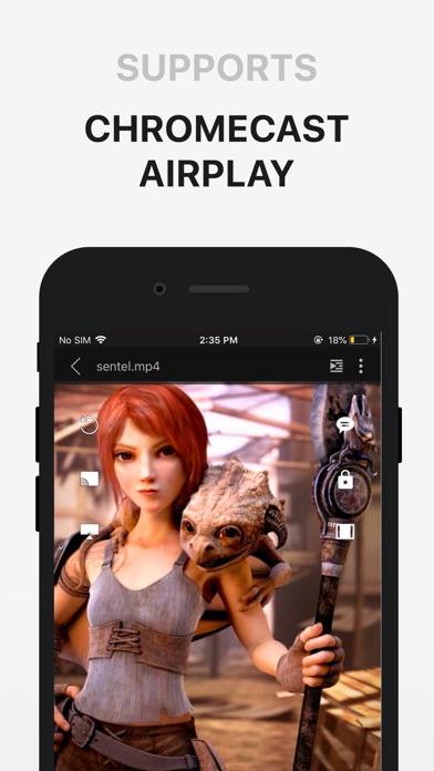 Playerxtreme Media Player review screenshots